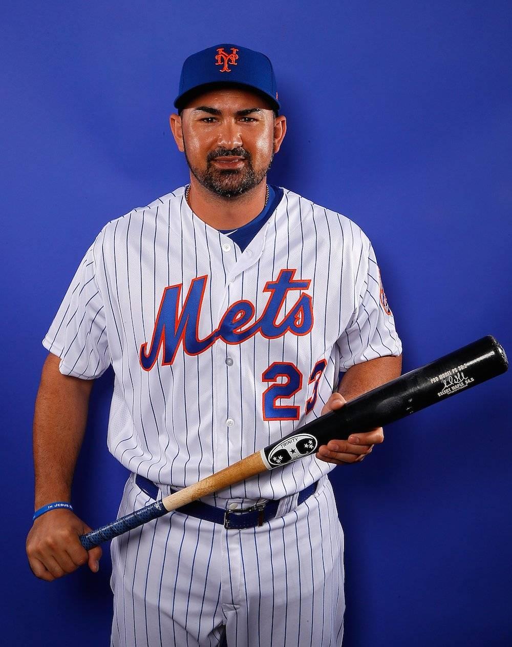 Adrián González, Mets de Nueva York / Getty Images