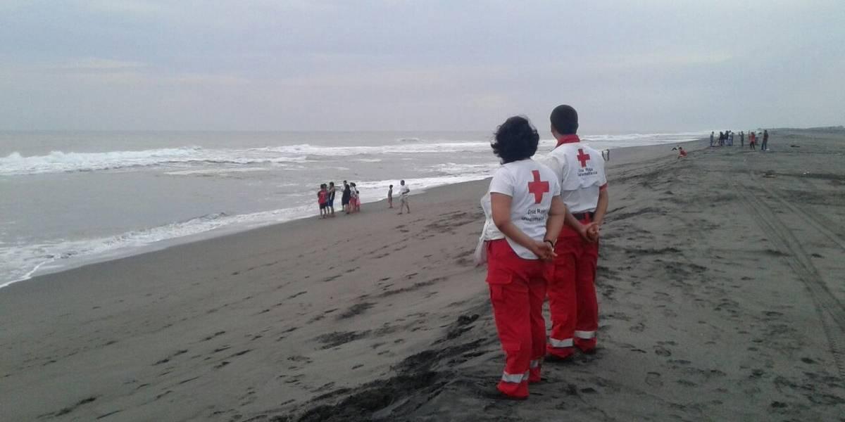 Localizan una persona fallecida en playas de Ocós, San Marcos
