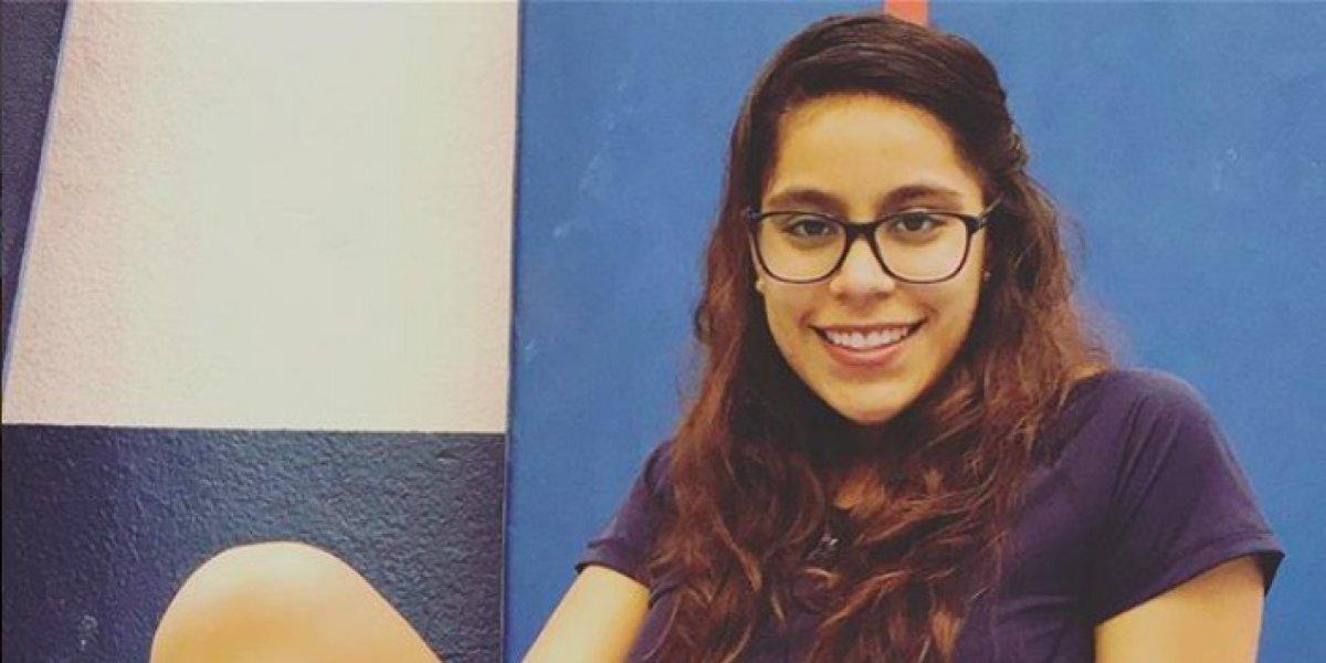 Ana Sofía Gómez sufre un accidente de tránsito, estas son las imágenes