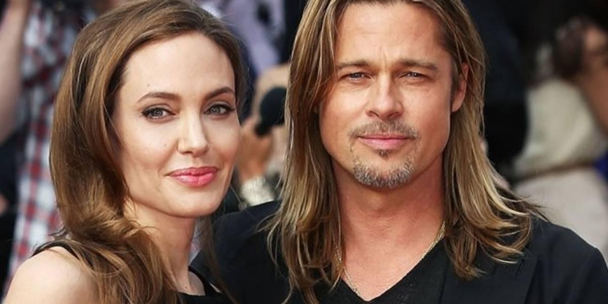 Angelina Jolie es la responsable de su divorcio con Brand Pitt, ¡Le fue infiel!