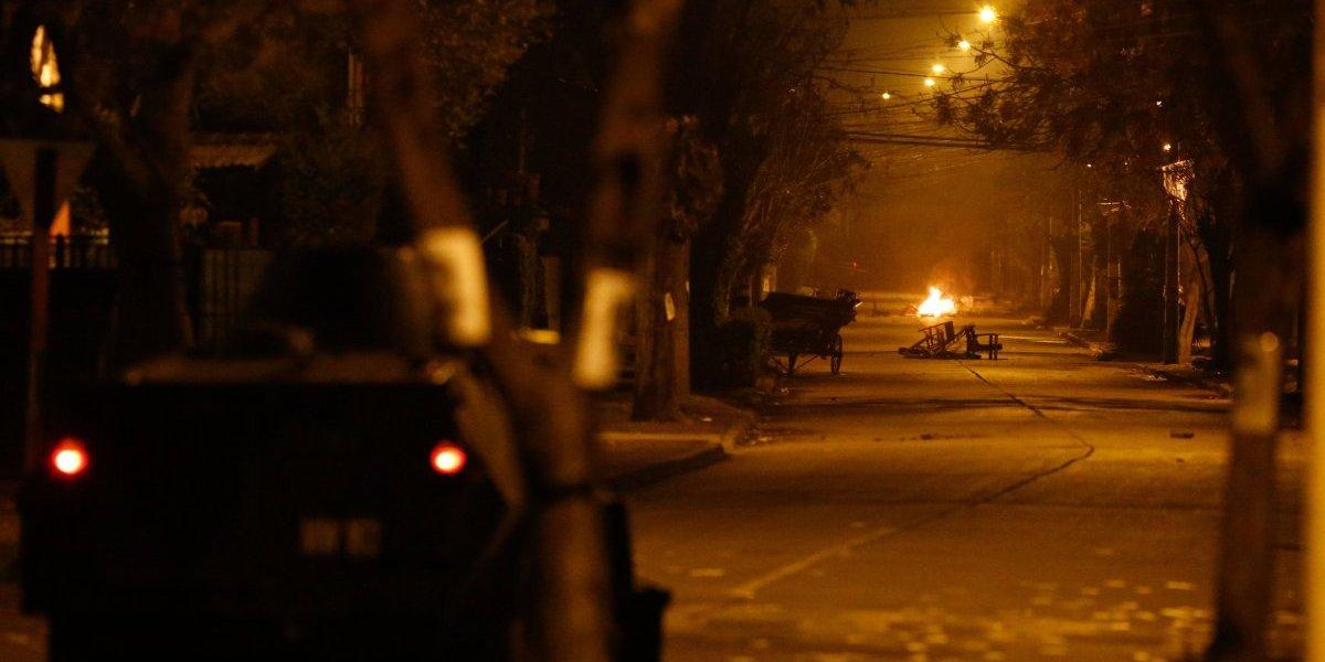 Conmemoración del Día del Joven Combatiente: Barricadas y gases lacrimógenos en Villa Francia
