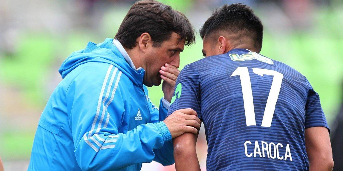 Hoyos se complica con el calendario de la U y piensa dosificar su equipo en abril