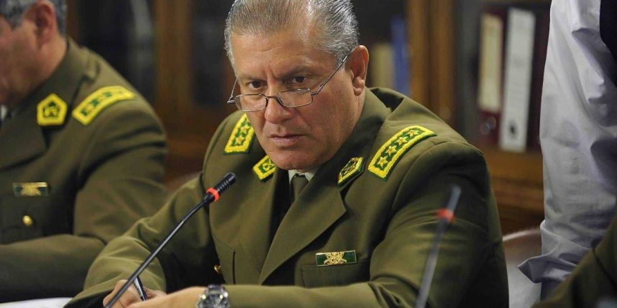 Ex general de Carabineros Bruno Villalobos sufre accidente de tránsito en la Ruta 5 Sur