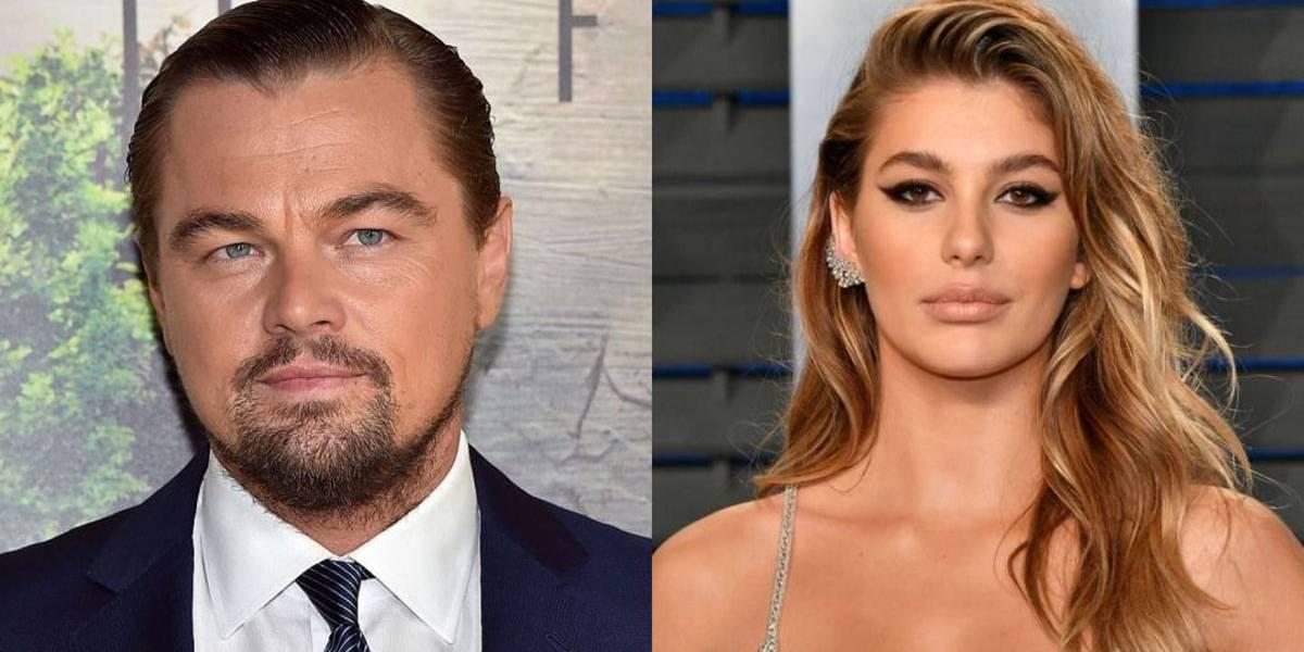 Assumiu? Leo DiCaprio passeia de braços dados com modelo argentina