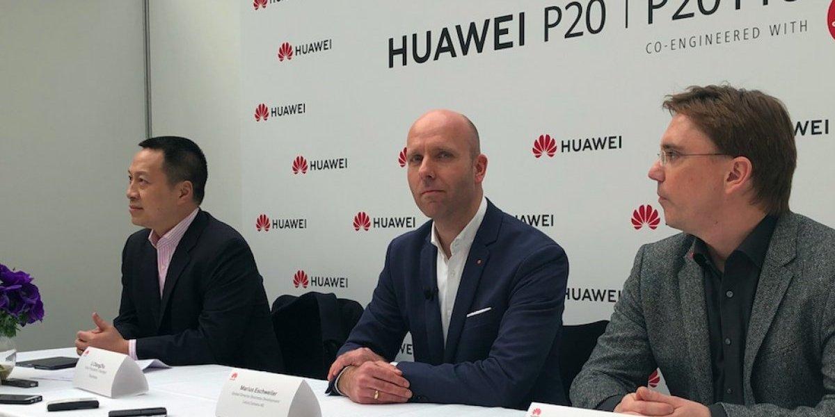 ¿Cuánto de Leica hay en las cámaras de los smartphones de Huawei?