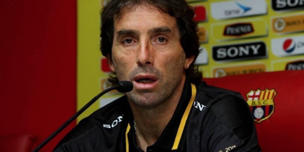Barcelona SC celebra la llegada de un nuevo integrante