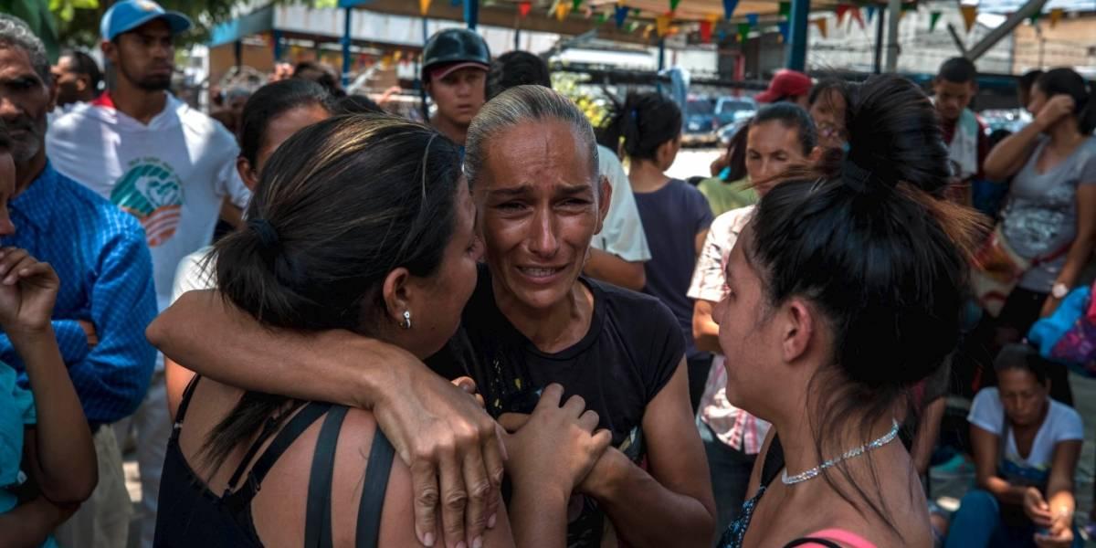 ¡Atención! Motín en cárcel venezolana deja 68 muertos