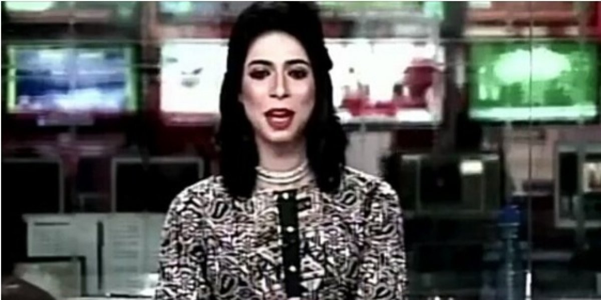 Marvia Malik: la primera presentadora de noticias transgénero en Pakistán