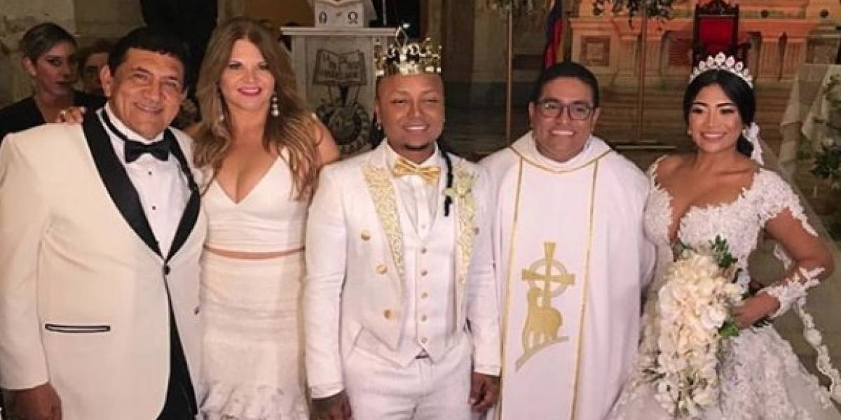 Matrimonio Mr Black : Por qué mr. black usó una corona en su matrimonio? publimetro colombia