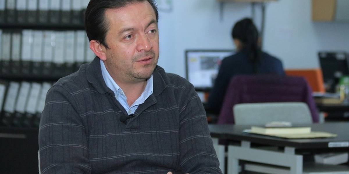 Fabricio Villamar aseguró que hay una prueba de vida del equipo periodístico de El Comercio