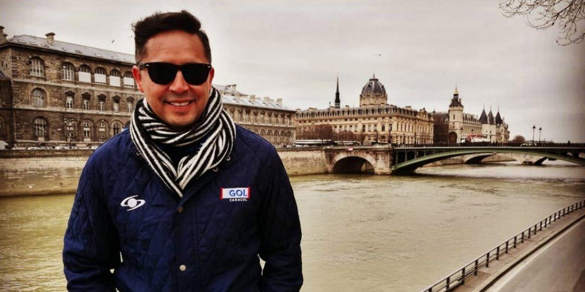 Periodista de Gol Caracol fue maltratado en aeropuerto de Barcelona