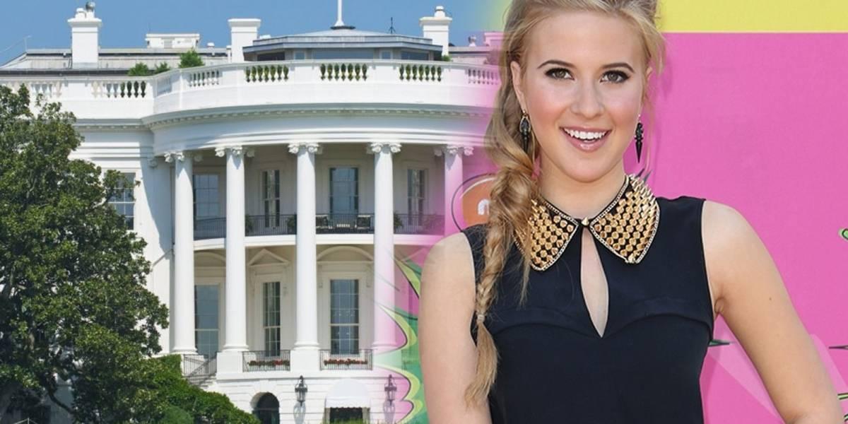 Una actriz de Disney pasa a formar parte del equipo de prensa de La Casa Blanca