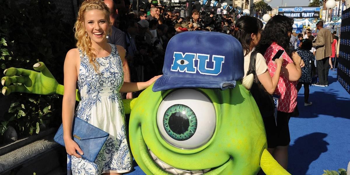 Atriz de série da Disney Channel entra para equipe de imprensa de Trump