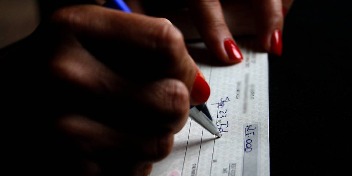 Aún quedan cheques sin cobrar del proceso anterior: llaman a preferir depósito bancario en Operación Renta 2018