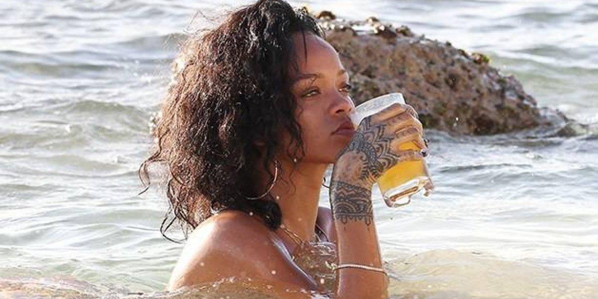 Diva pop: Rihanna é capa da versão britânica da Vogue