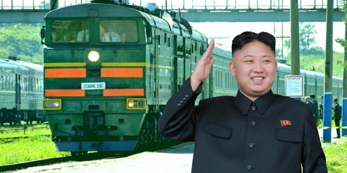 8 segredos do impenetrável trem verde do ditador Kim Jong-un
