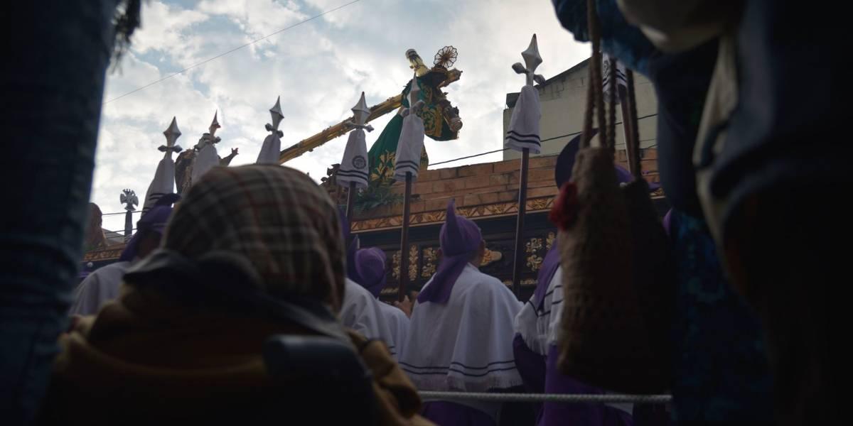 Un nuevo Jueves Santo con Cristo Rey