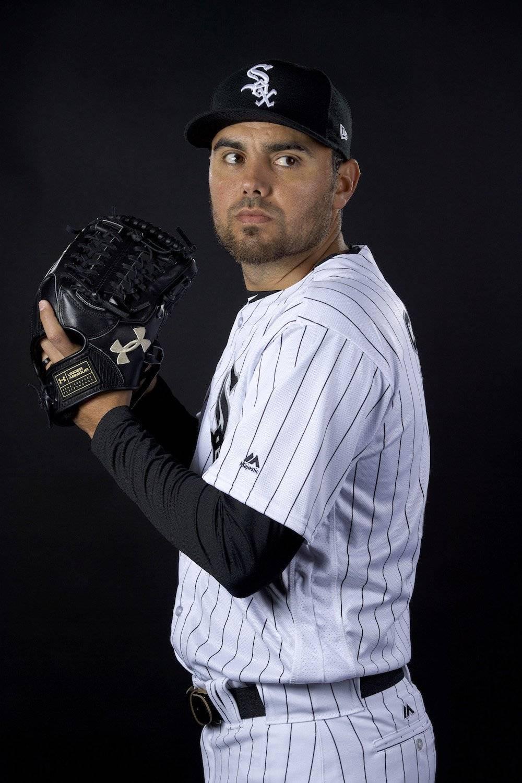Joakim Soria, Medias Blancas de Chicago / Getty Images