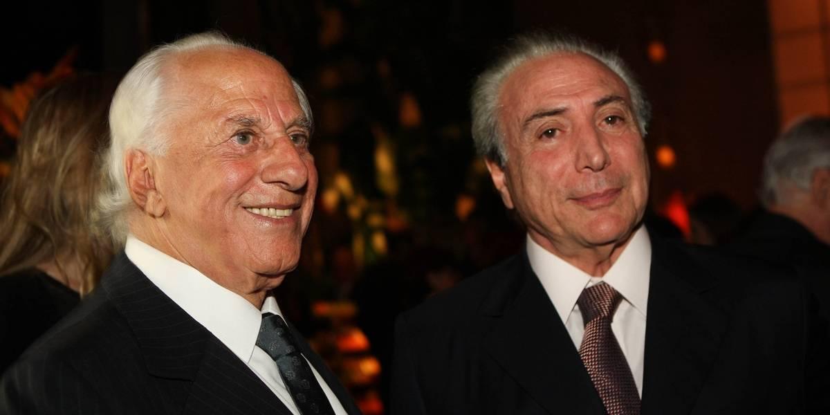 PF prende José Yunes, amigo e ex-assessor de Temer