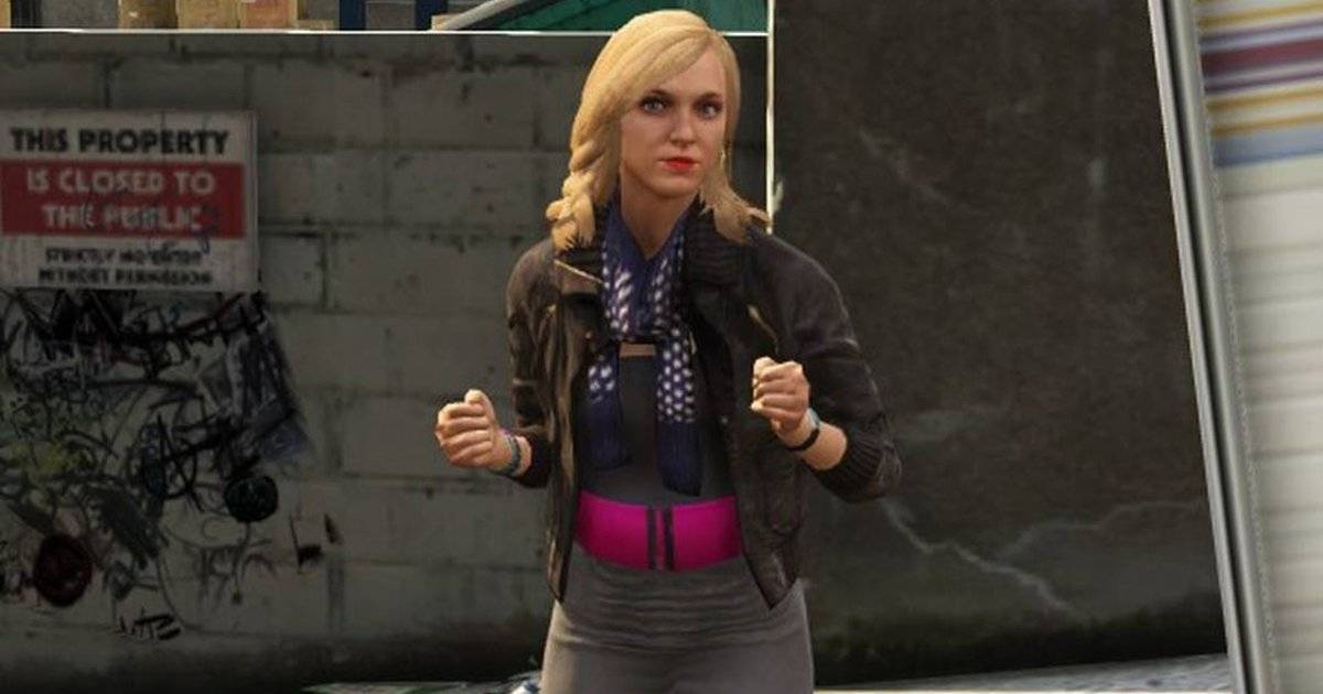 Personagem Lacey Jonas em