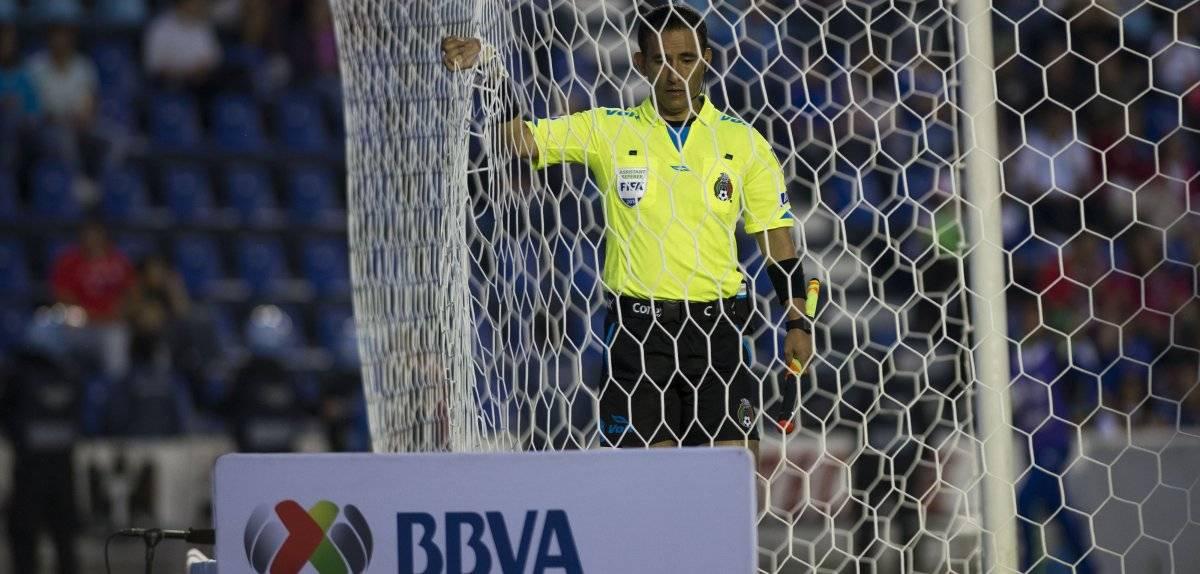 Marvin Torrentera también fungirá como árbitro asistente |MEXSPORT