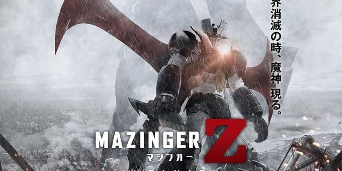 """Vuelve el histórico """"Mazinger Z"""" a la pantalla grande, tras 45 años de su estreno"""