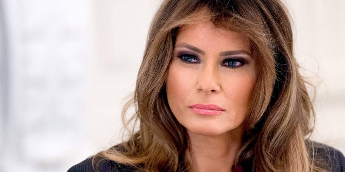 Melania Trump tiene una vida descontenta e infeliz