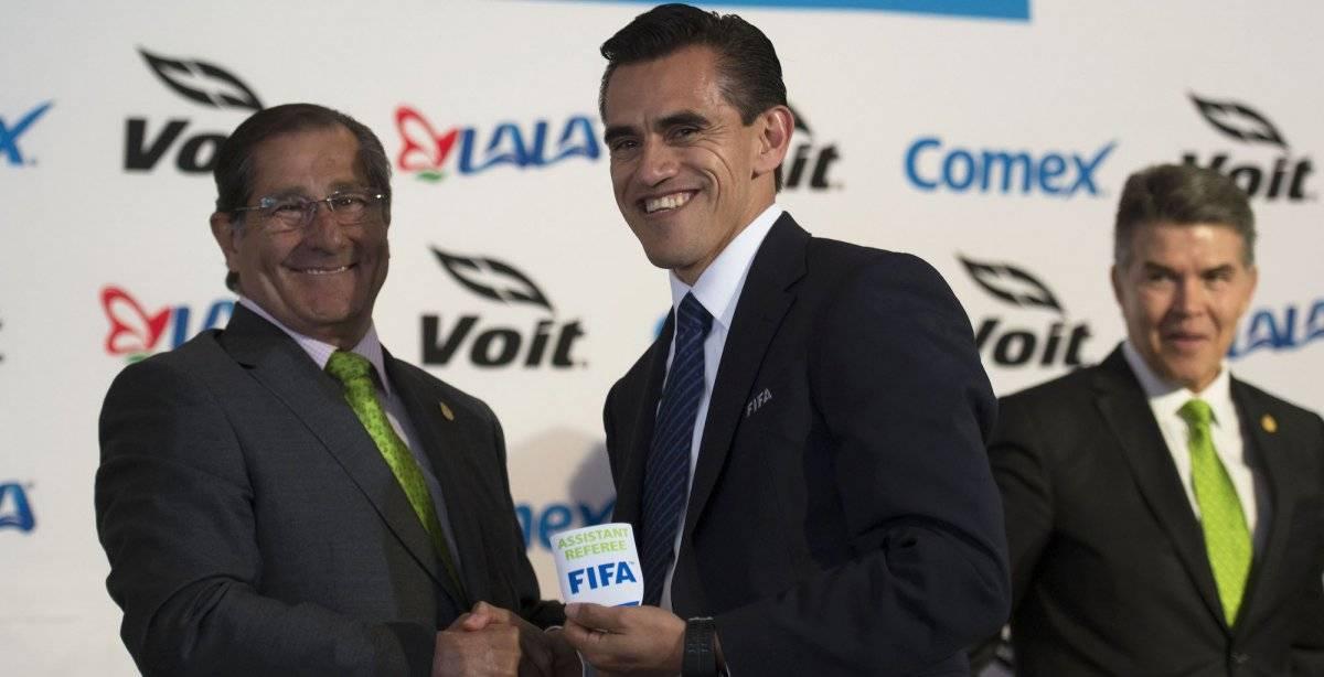 Miguel Ángel Hernández es árbitro asistente |MEXSPORT