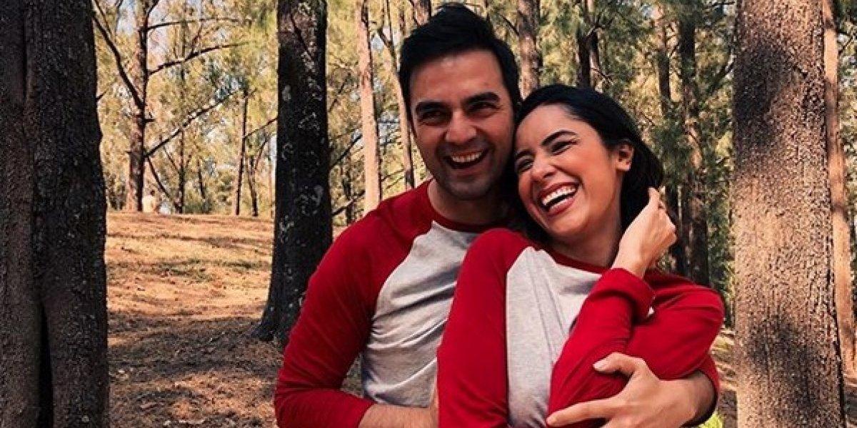 Pamela Paz comparte fotos de su luna de miel y conmueve a sus seguidores