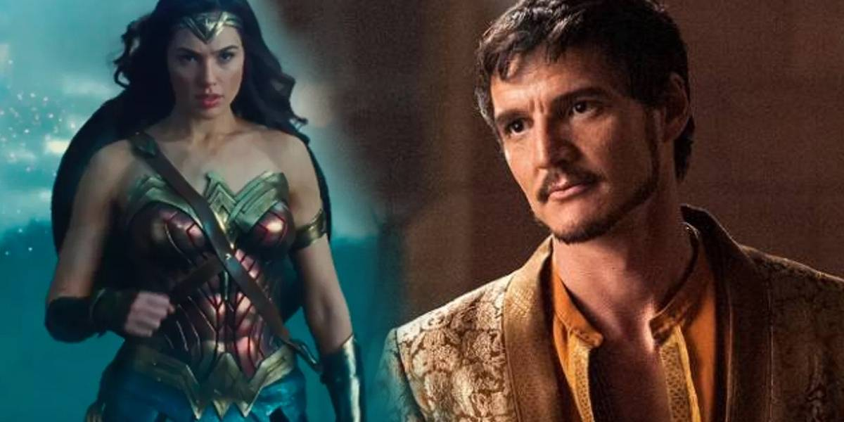 Actor chileno se incorporará al elenco de Wonder Woman 2