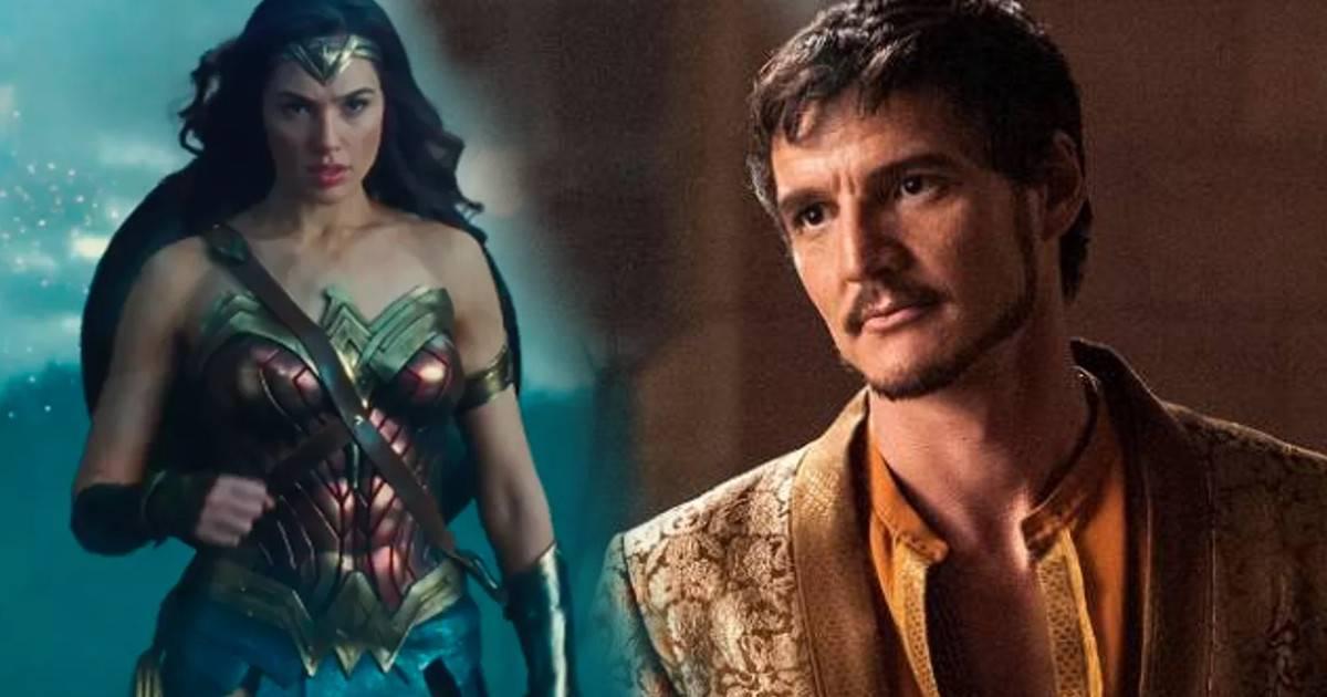 Actor chileno se incorporará al elenco de Wonder Woman 2