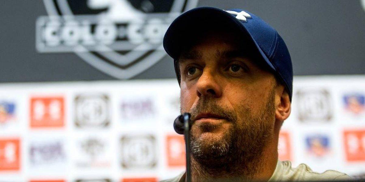 """Pablo Guede sigue en picada contra los árbitros: """"No se les puede decir nada"""""""