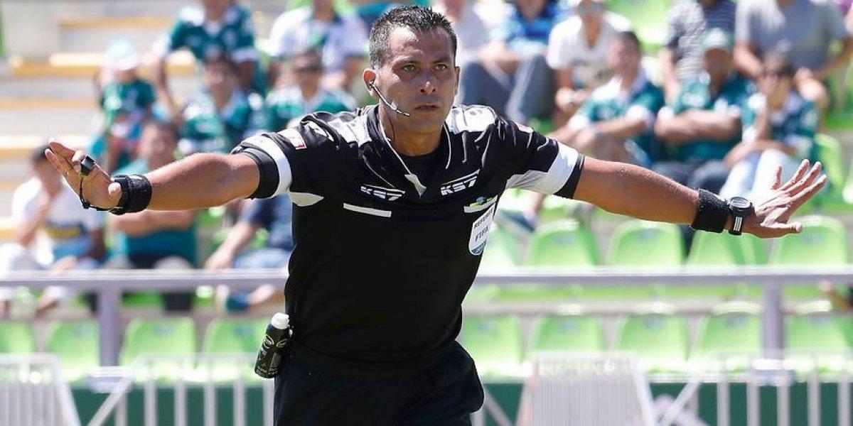 Julio Bascuñán será el representante chileno en el Mundial de Rusia 2018