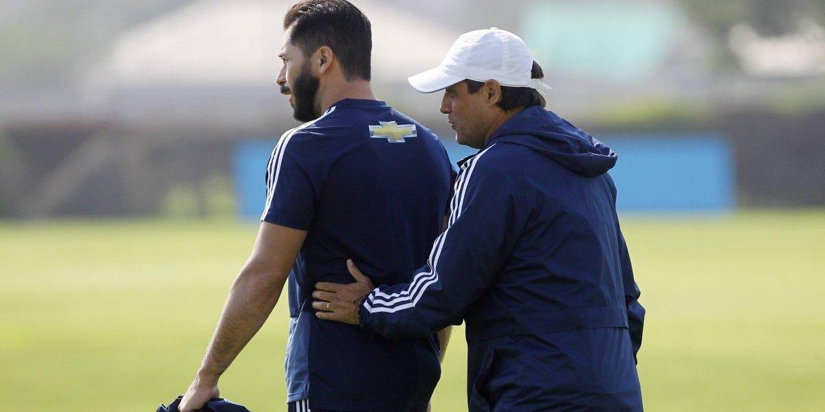 La U contará con su capitán ante Audax y reservará a Pizarro para la Libertadores