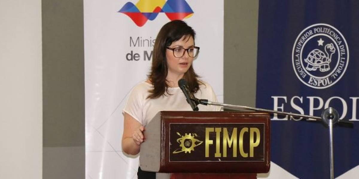 Minería aportará a Ecuador unos 10.000 millones de dólares, según ministra