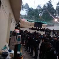 requisa en cárcel de Chimaltenango
