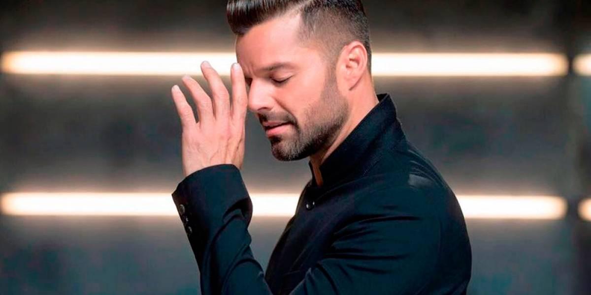 Ricky Martin se arrepienta de haber escondido su homosexualidad
