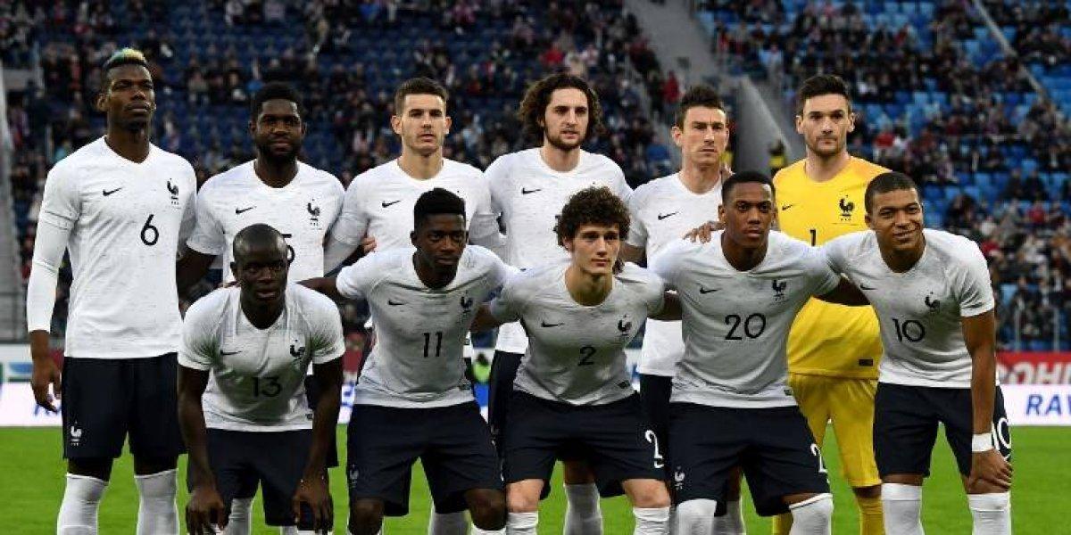 Tras insultos racistas contra jugadores de Francia, Rusia accionará antes del Mundial
