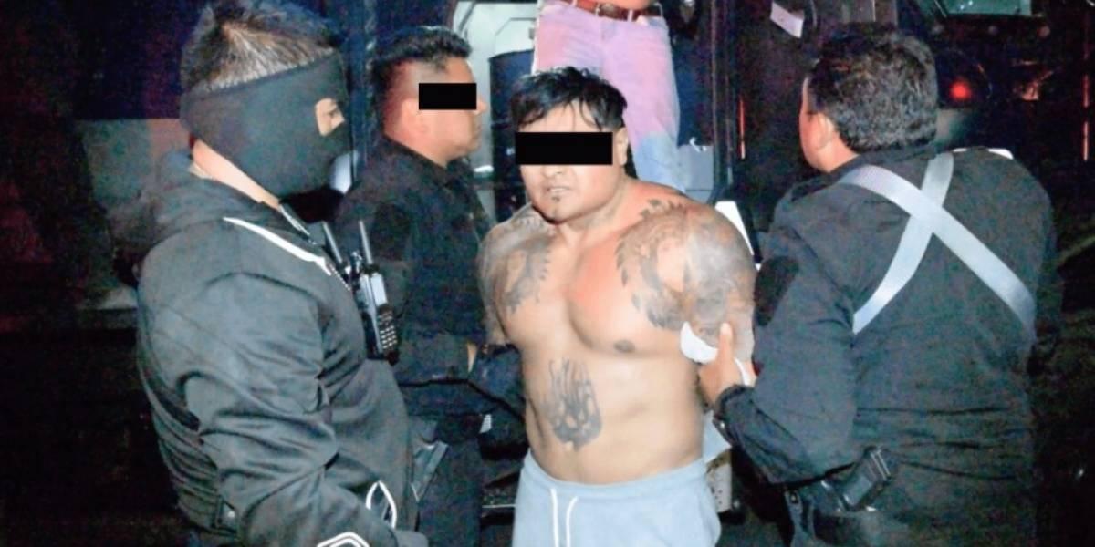 Dictan prisión preventiva a 'El H', presunto líder de narcomenudistas en CDMX