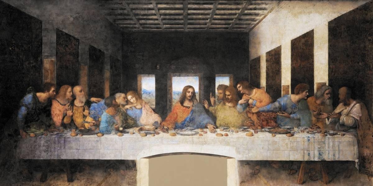 ¿Qué comieron Jesucristo y los apóstoles durante la última cena?