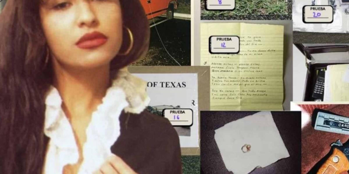 Revelan nuevas pruebas del asesinato de Selena Quintanilla