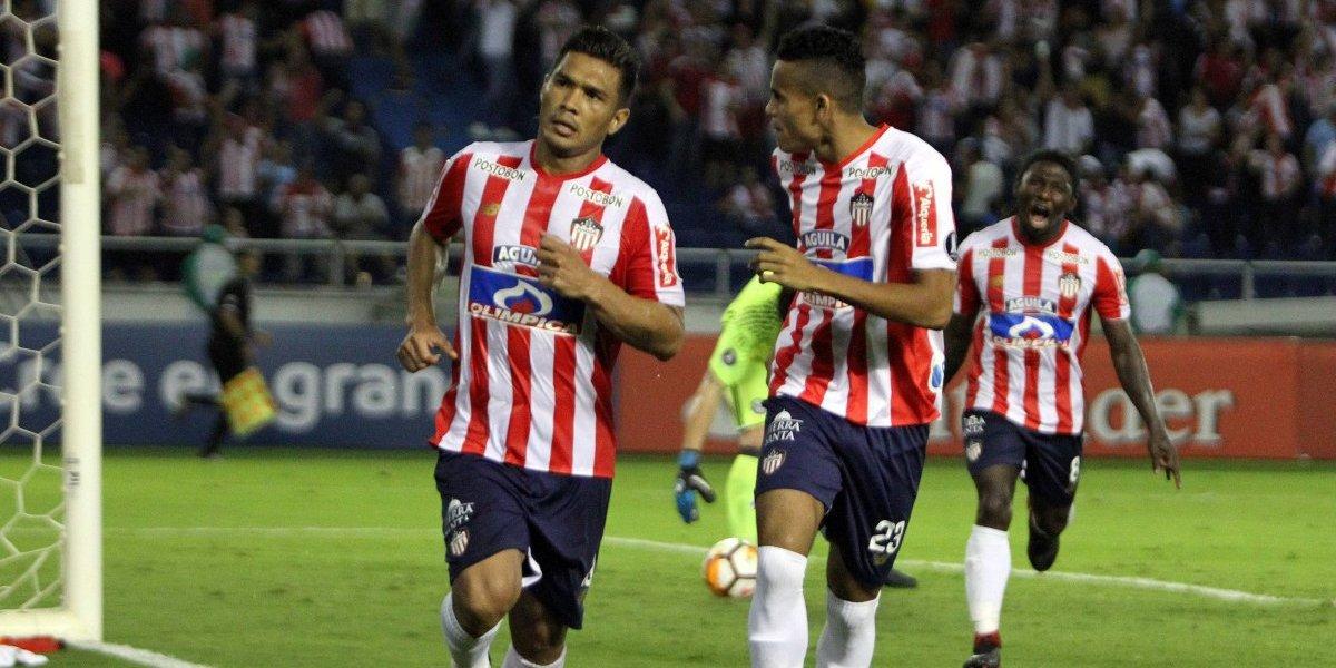 Junior de Barranquilla sueña con mantenerse arriba frente a Leones