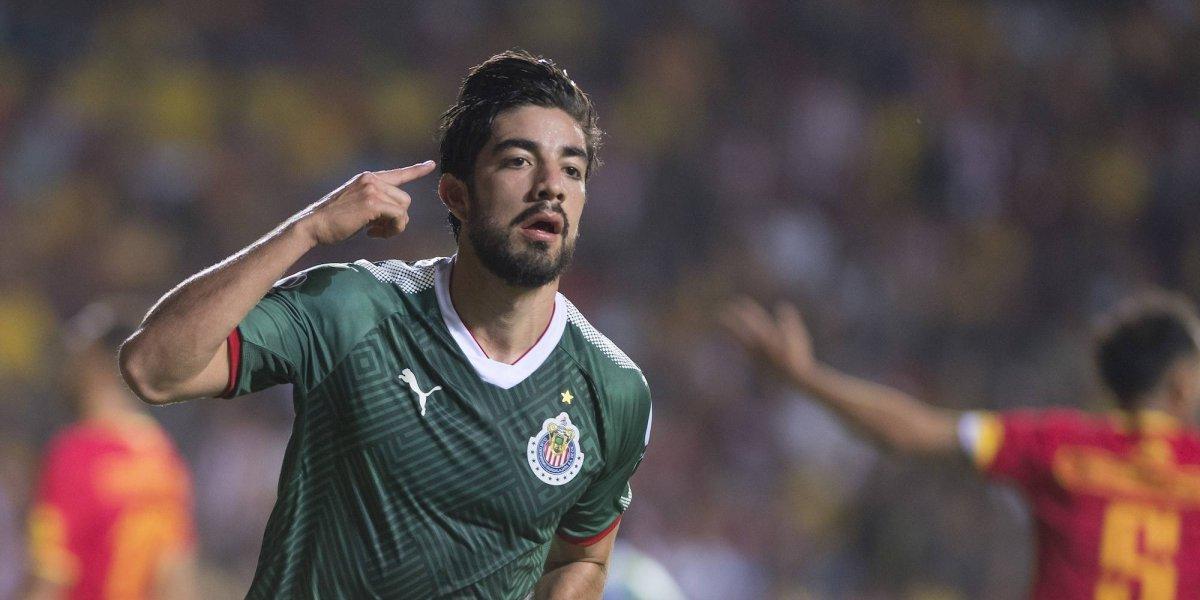 Pizarro le da vida a Chivas en el Clausura 2018