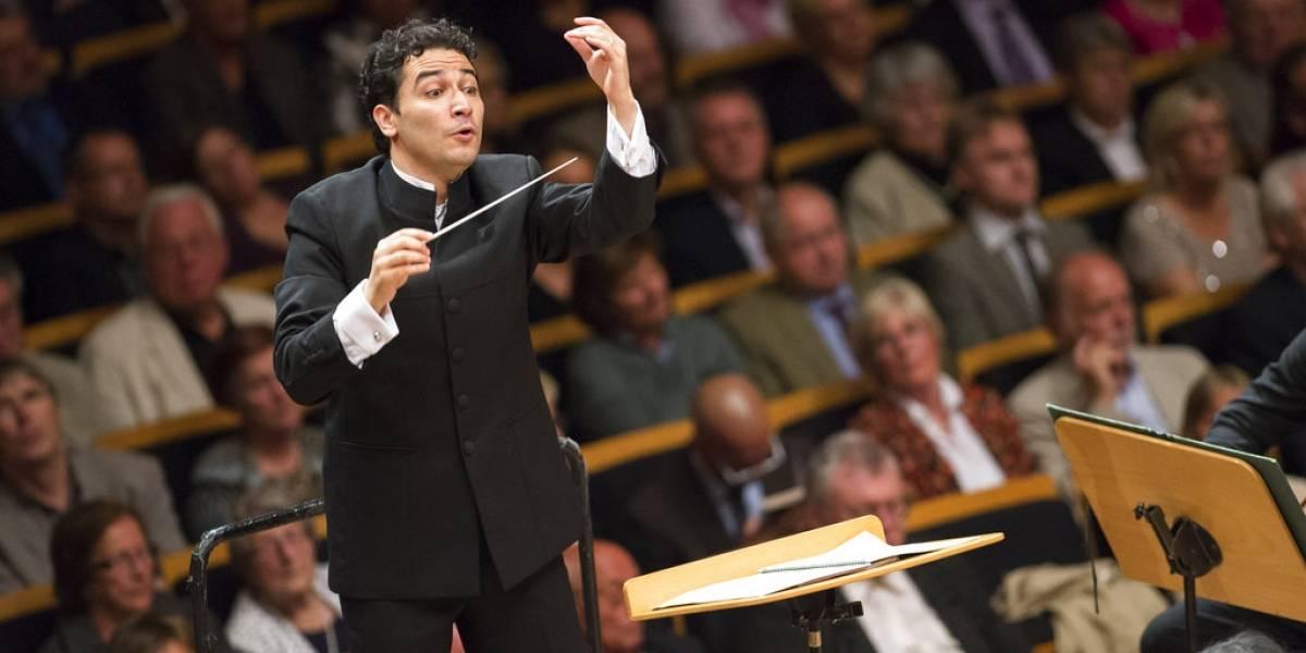 Colombiano es nombrado director de la Sinfónica de Viena