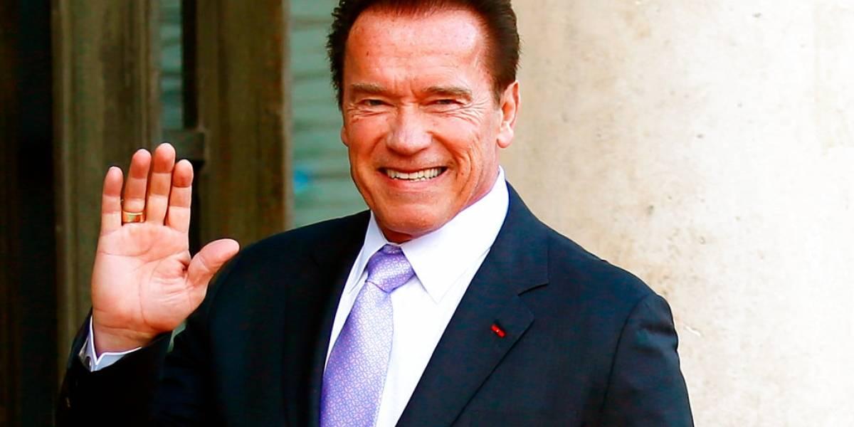 Schwarzenegger sale de operación a corazón abierto y estas fueron sus primeras palabras
