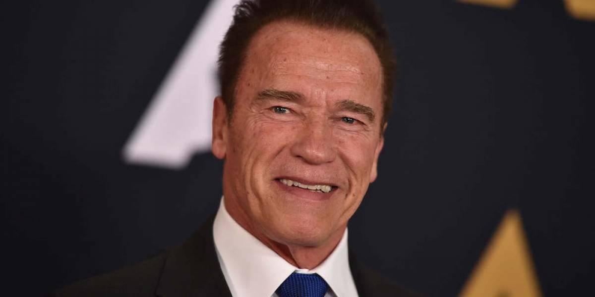 Arnold Schwarzenegger es operado de urgencia a corazón abierto