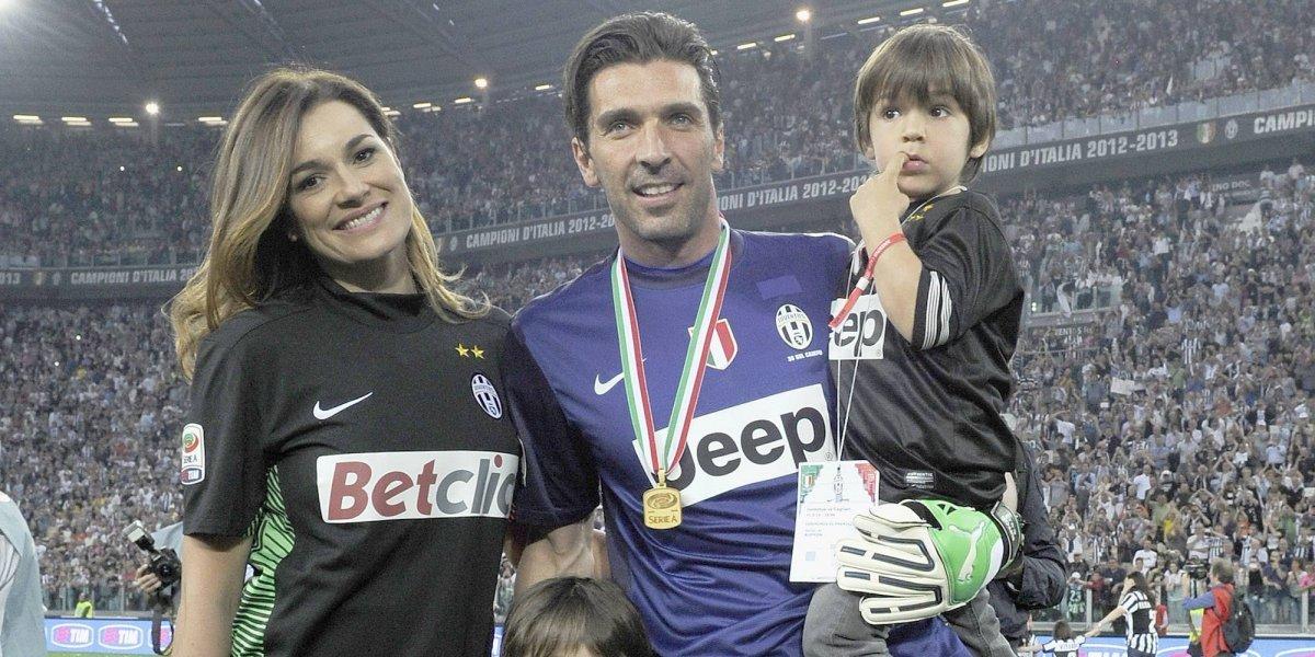 Ex esposa de Buffon confiesa cómo se enteró de su infidelidad