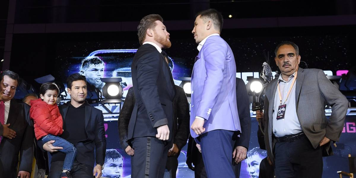 Es inminente la cancelación de la segunda pelea entre 'Canelo' y Golovkin