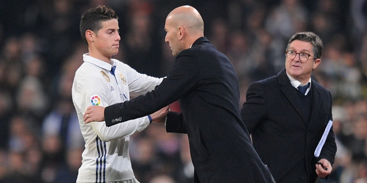 James Rodríguez sacó conclusiones de su paso por Real Madrid