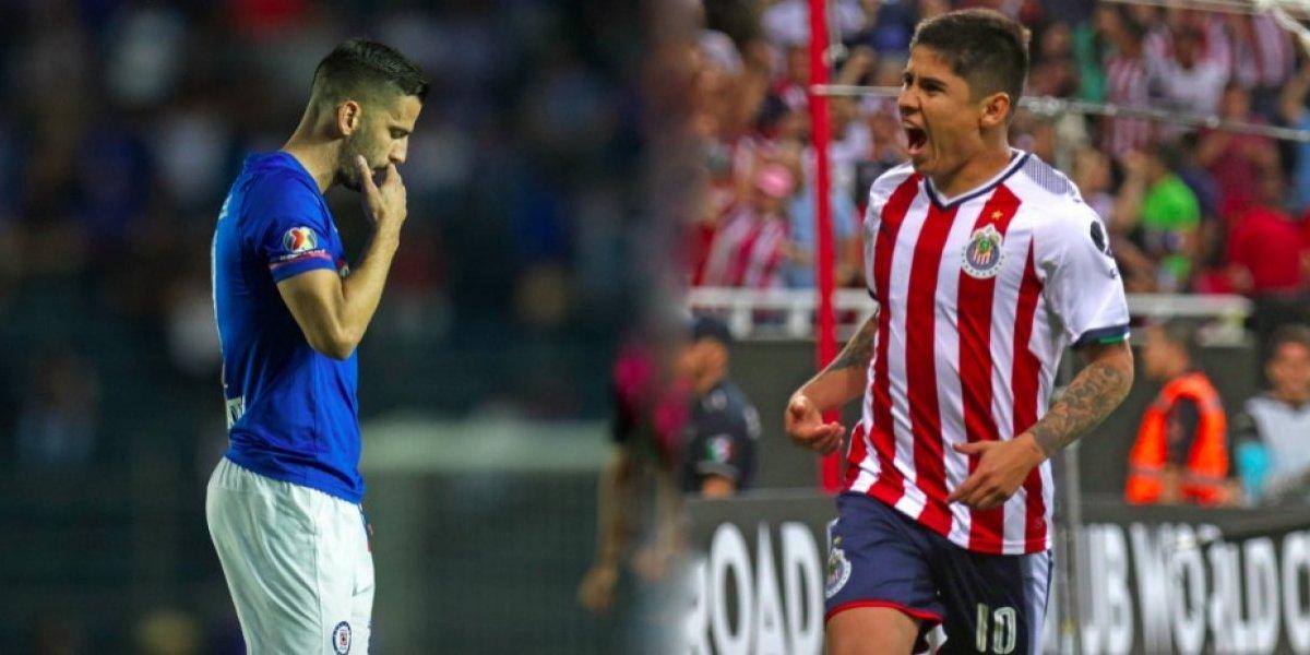 Chivas sí clasificará a Liguilla; Cruz Azul se queda con las ganas